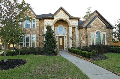 Humble Single Family Home For Sale: 14302 Windy Crossing Lane