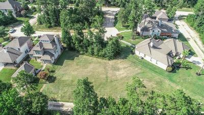 Conroe Residential Lots & Land For Sale: 27 Courtyard Circle