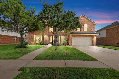 Tomball Single Family Home For Sale: 12810 Stanbury Park Lane