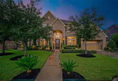 Katy TX Single Family Home For Sale: $545,000
