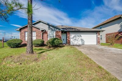 Houston Single Family Home For Sale: 16818 Amy Ridge