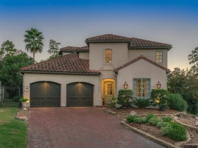 The Woodlands Single Family Home For Sale: 6 Rhapsody Bend