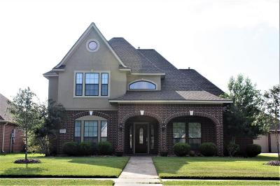 Angleton Single Family Home For Sale: 1113 Enchanted Oaks