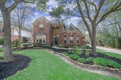 The Woodlands Single Family Home For Sale: 263 Bristol Bend Circle
