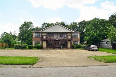 Pearland Multi Family Home For Sale: 2336 North Pearland Ave Avenue