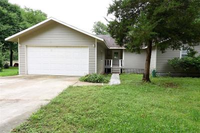 Grimes County Single Family Home For Sale: 11097 Smithway Drive