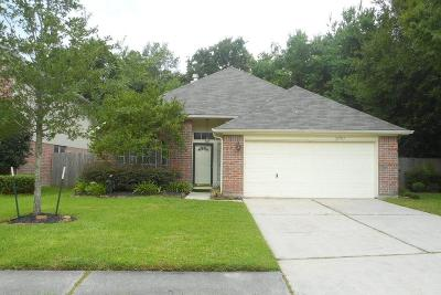Kingwood TX Single Family Home For Sale: $180,000