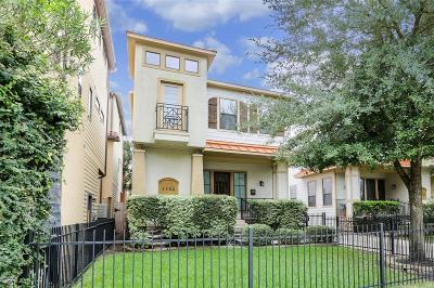 Houston Single Family Home For Sale: 1508 W 23rd Street