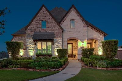 Cinco Ranch Single Family Home For Sale: 2703 Briarstone Point Lane
