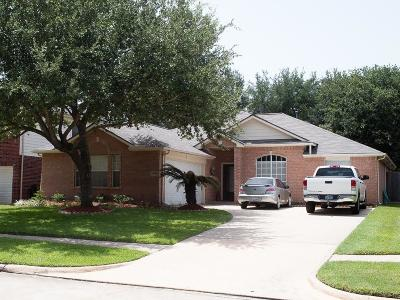 Katy Single Family Home For Sale: 3539 Lakearies Lane