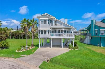Galveston Single Family Home For Sale: 4110 Sand Crab Lane