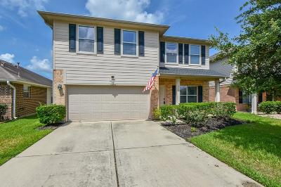 Tomball Single Family Home For Sale: 18927 Bressingham Drive