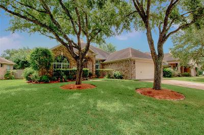 League City Single Family Home For Sale: 4513 Canyon Crest Drive
