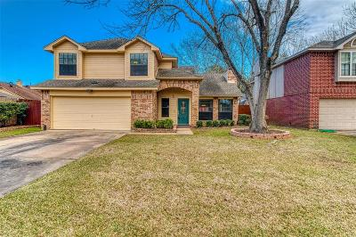Sugar Land Single Family Home For Sale: 16343 Maple Downs Lane
