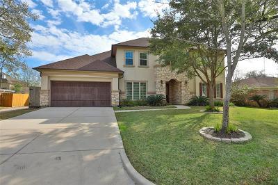 Houston Single Family Home For Sale: 14131 Queensbury Lane