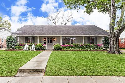 Houston Single Family Home For Sale: 6155 Inwood Drive