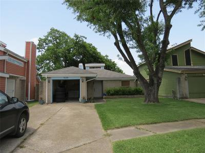 Channelview Single Family Home For Sale: 15215 Tayport Lane