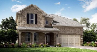 New Caney Single Family Home For Sale: 18831 Rosewood Terrace Drive