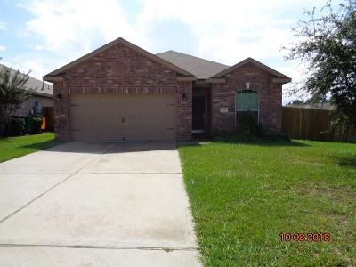 Conroe Single Family Home For Sale: 2025 Lost Pine Court