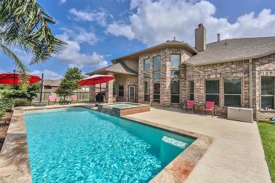 Rosenberg Single Family Home For Sale: 6502 Archer Ranch Ln