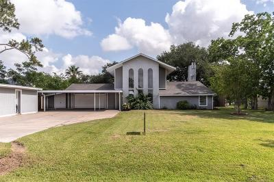 Angleton Single Family Home For Sale: 226 County Road 744