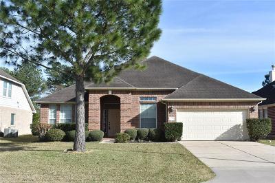 Houston Single Family Home For Sale: 7418 Heron Lakes Drive