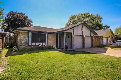 Pasadena Single Family Home For Sale: 1422 Epsilon Street