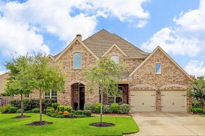 Porter Single Family Home Option Pending: 24603 Bennetts Ridge Lane