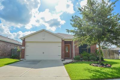 Katy Single Family Home For Sale: 623 W Newport Bend