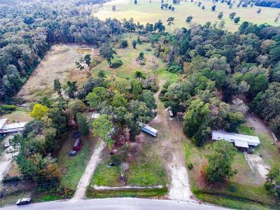 Montgomery County Farm & Ranch For Sale: 18900 Deer Glen Drive