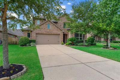 Porter Single Family Home For Sale: 25010 Hudson Knoll Drive