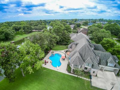 Fulshear TX Single Family Home For Sale: $895,000