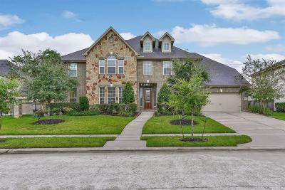 Humble TX Single Family Home For Sale: $525,000