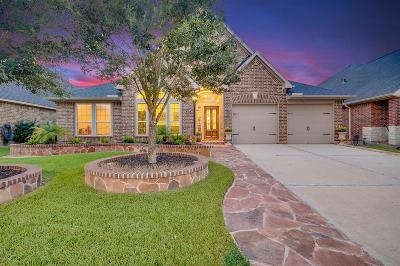 Katy Single Family Home For Sale: 2414 Kinsgate Forest Drive