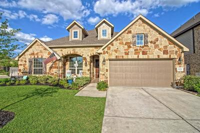 Cypress Single Family Home For Sale: 18026 Fossilwood Lane