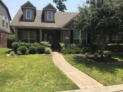 Humble Single Family Home For Sale: 17246 Lafayette Hollow Lane