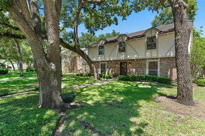 Memorial Single Family Home For Sale: 514 Bayou Knoll Drive