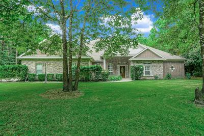 Montgomery Single Family Home For Sale: 11612 Prince Andrew Court