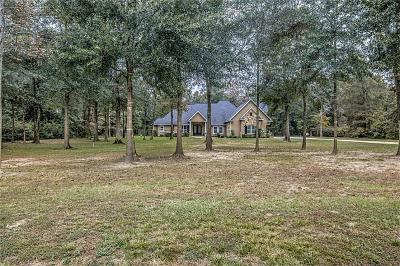 Conroe Single Family Home For Sale: 9065 Water Buck Lane
