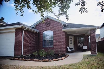 Magnolia Single Family Home For Sale: 18911 Knobby Oaks Place