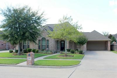 Deer Park Single Family Home For Sale: 2713 E Reata Drive