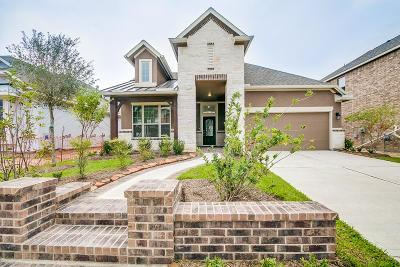 Cypress Single Family Home For Sale: 18735 Pilotknolls Drive