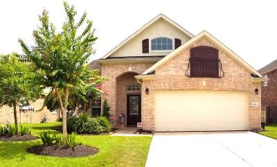 Cypress Single Family Home For Sale: 18123 Blues Point Drive