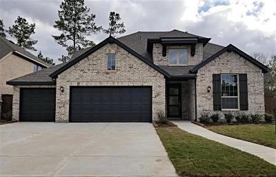 Humble Single Family Home For Sale: 12402 Pierson Hollow