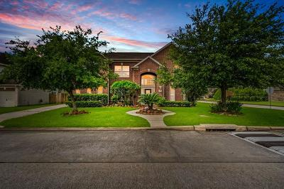 Spring Single Family Home For Sale: 19423 Creek Bend Drive