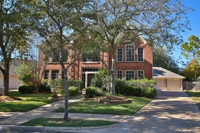 Sugar Land Single Family Home For Sale: 2706 Plantation Trail