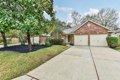 The Woodlands Single Family Home For Sale: 11 Auburn Path Drive