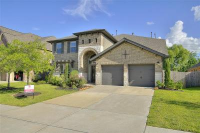 Pearland Single Family Home For Sale: 12410 Floral Park Lane