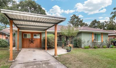 Houston Single Family Home For Sale: 4818 Lido Lane