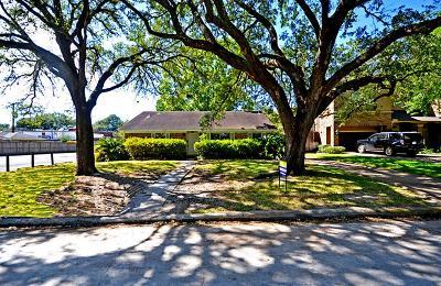 Bellaire Single Family Home For Sale: 1010 Pauline Avenue